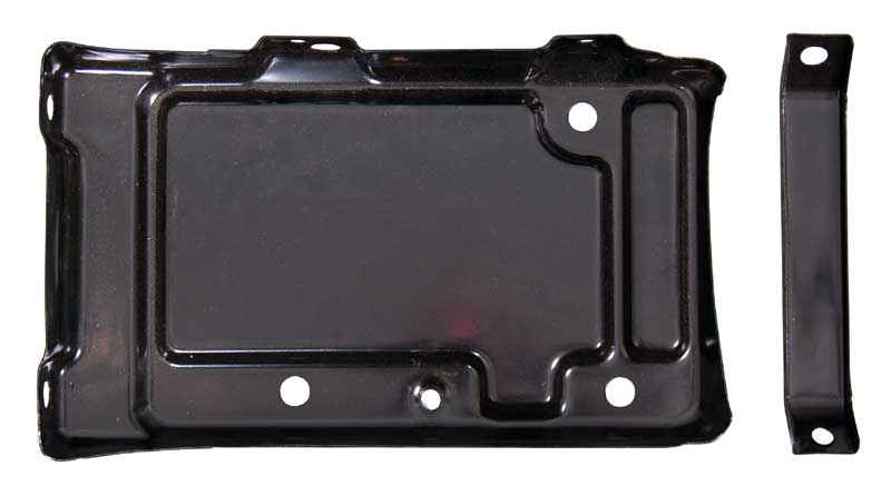 62-65 B-body Battery Tray w/ Brace