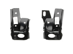 Radiator Support Brackets - Pair - 70-72 Chevelle El Camino Monte Carlo