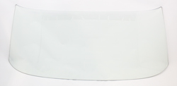 Windshield - Clear - 66-67 B-Body 2DR Hardtop; 66-70 B-Body Convertible