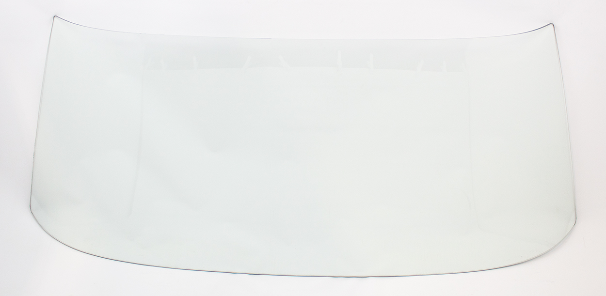 66-67 B-body/66-70 Convertible Windshield Clear - Does not fit Post / Sedan Car