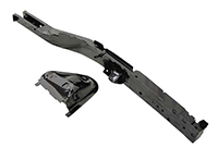 Frame Rail with Shock Tower - Front - RH - 70-74 E-Body