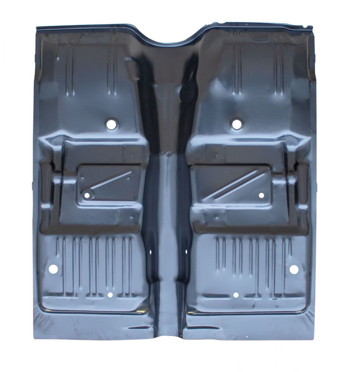 Front Floor Pan - OE Style - 71-72 Demon; 67-69 Barracuda; 70-74 Duster; 67-71 Valiant; 73-76 Dart Sport