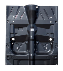 Floor Pan - OE Style - 60-63 Galaxie; 61-63 Monterey; 63 Marauder (Except Convertible)