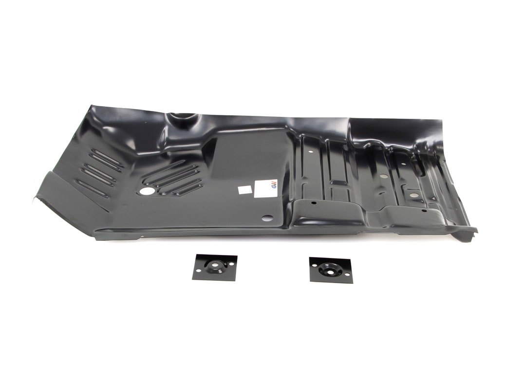 Front Floor Pan Half - LH - 71-74 B & E-Body
