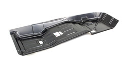 68-74 Nova Floor Pan Half - RH (to front of back seat, includes toe board)