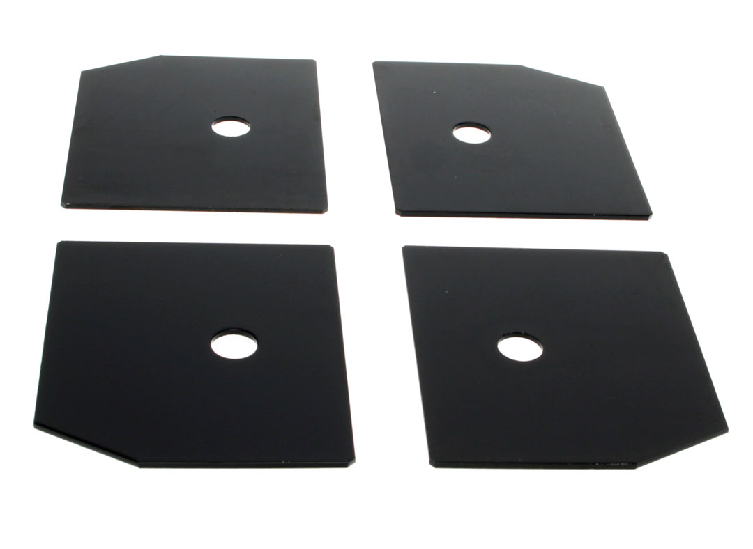Bucket Seat Floor Brackets - 67-76 Dodge Plymouth A-Body