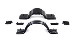 Bucket Seat Floor Brackets