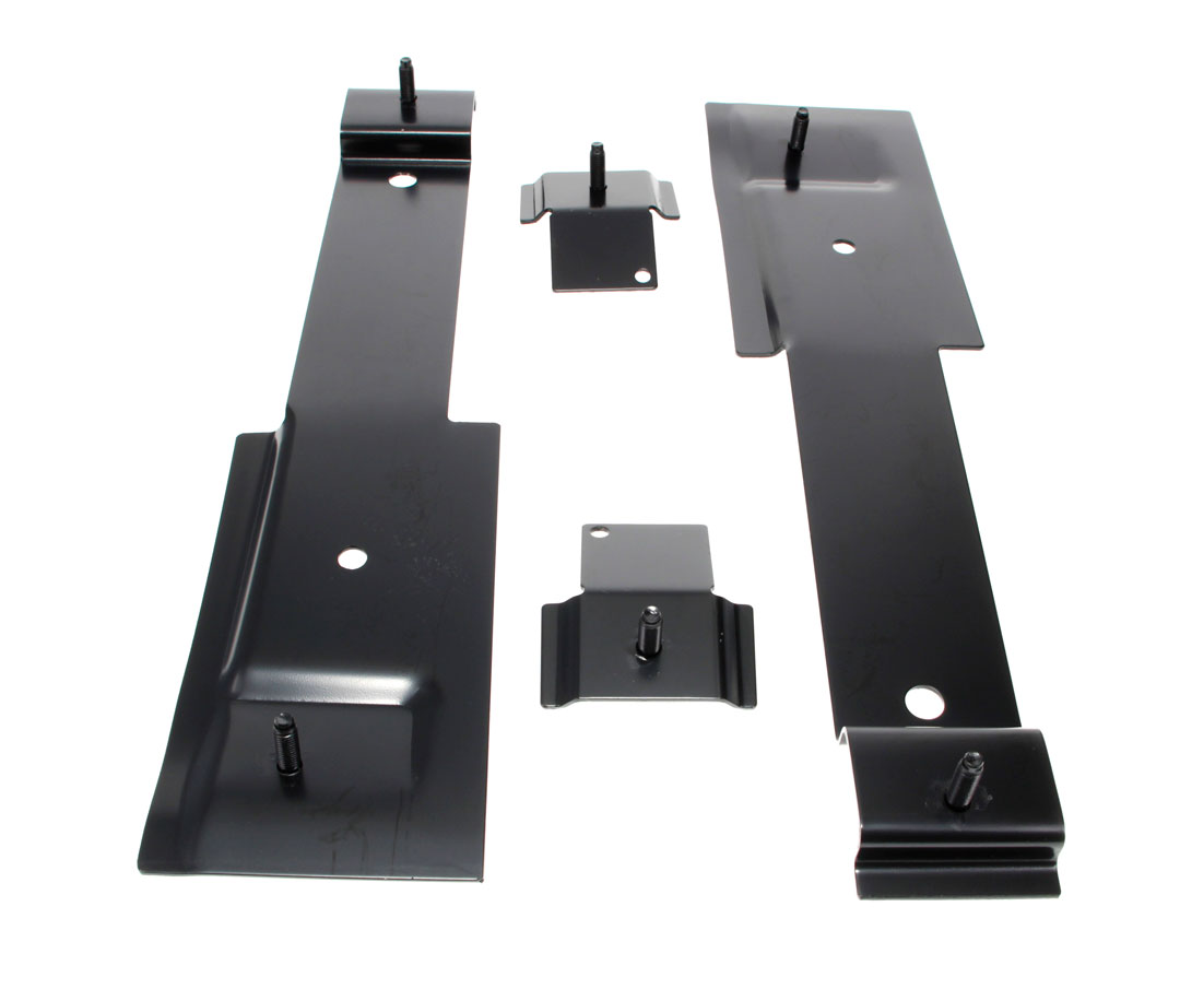 66-70 GM A-Body Bucket Seat Mounting Bracket Set