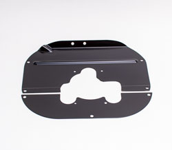 Floor Plate - 2 Piece Pedal Opening - 48-52 F1 F2