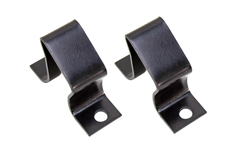 Floor Pan Brackets (2pcs) - 66-69 Fairlane; 68-69 Torino