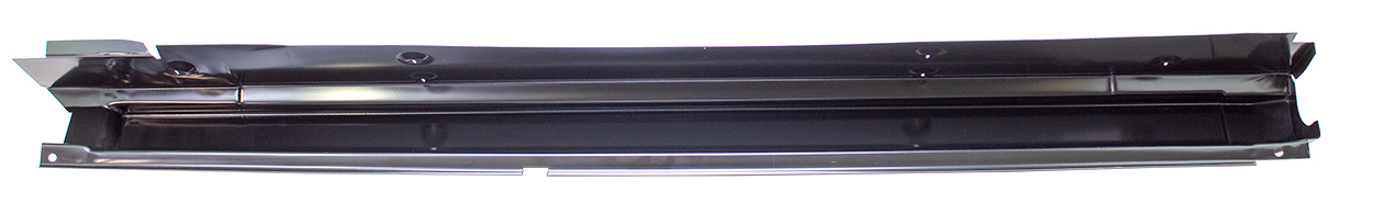 Outer Rocker Panel - RH - 61-63 Ford Galaxie, Monterey; 63 Marauder 2DR & Convertible (Except Wagon)