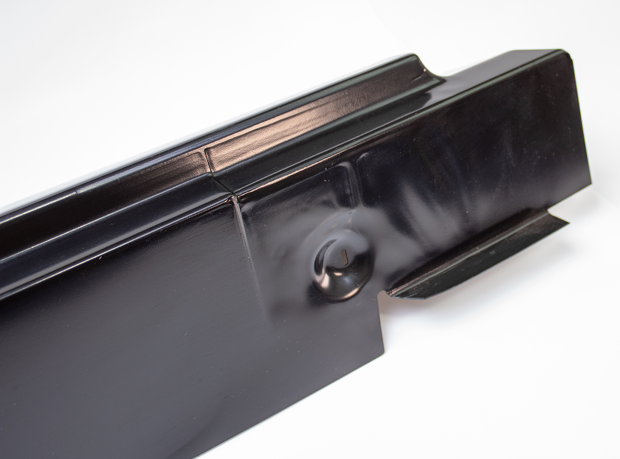 Outer Rocker Panel - LH - 61-63 Ford Galaxie, Monterey; 63 Marauder 2DR & Convertible (Except Wagon)