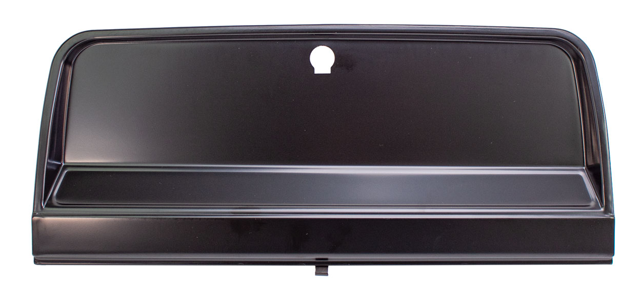 Glove Box Door - Paintable - 64-66 Chevy C/K Truck