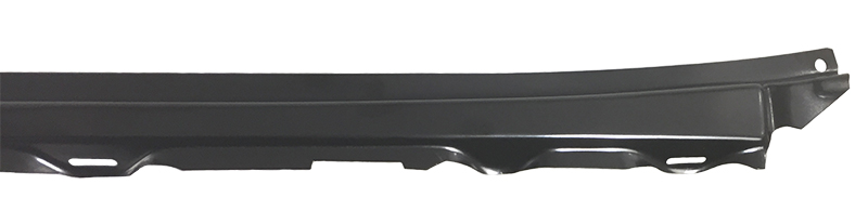 Lower Windshield Channel Dash Repair Panel - 64-67 Chevelle