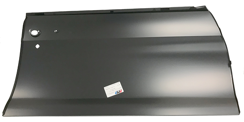 Door Skin - LH - 70-72 Chevelle 2DR
