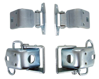 Upper & Lower Door Hinge Set