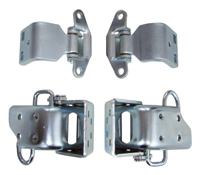 Door Hinges - Upper / Lower Set - 70-74 E-Body
