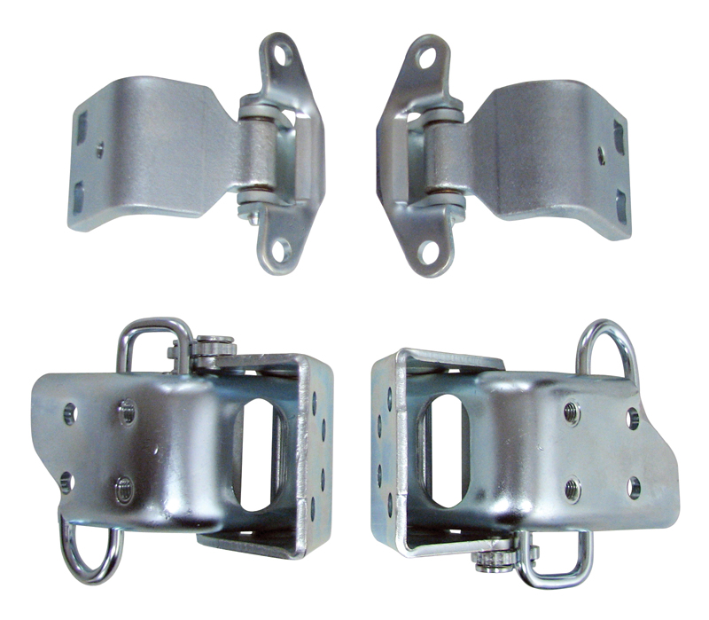 70-74 E-body Door Hinge Set - 4 pcs