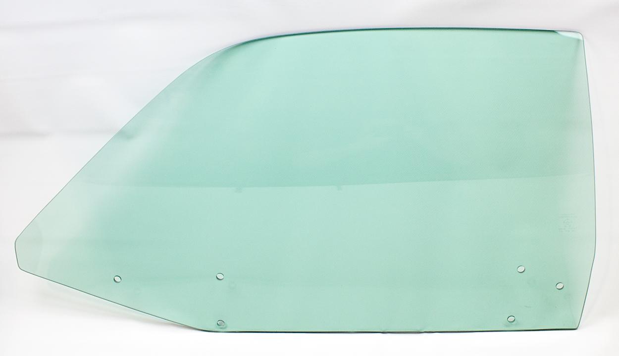 70-72 Duster/Demon Door Glass Left Tinted (6 Hole)