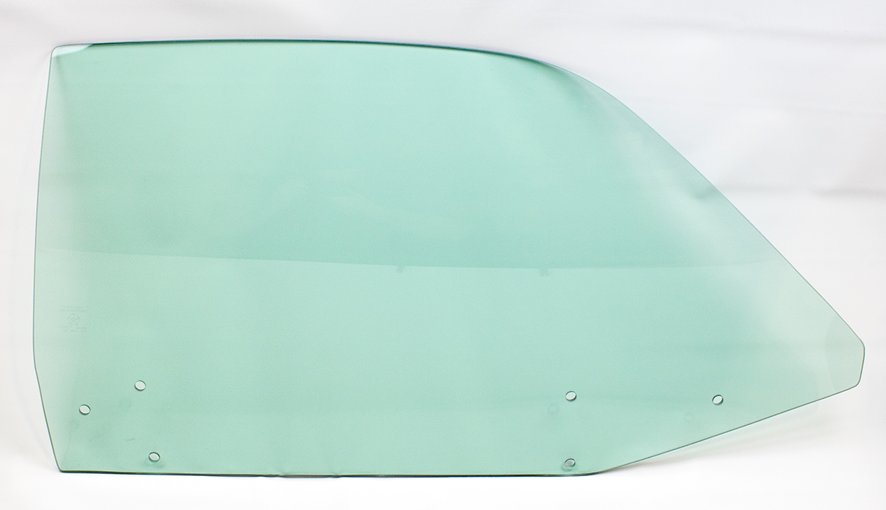 70-72 Duster/Demon Door Glass Right Tinted (6 Hole)