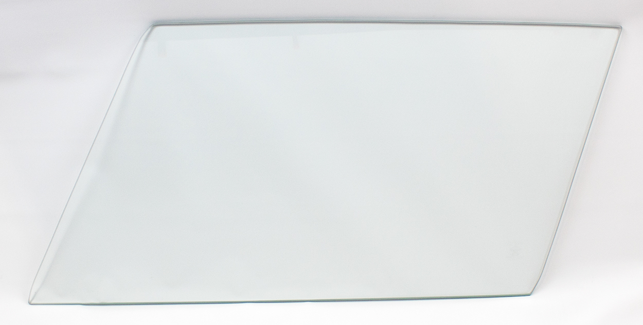 Door Glass - Clear - LH or RH - 64-65 B-Body 2DR Hardtop & Convertible