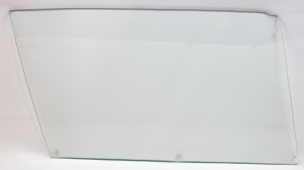 68-70 B-Body Door Glass Right Hand Clear - Hardtop