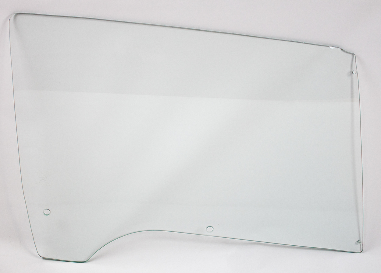 Door Glass - Clear - RH - 68-70 B-Body 2DR Sedan (Post)