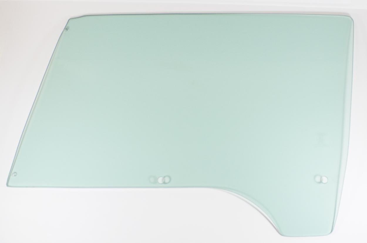 68-70 B-Body Door Glass Left Hand Tinted - Sedan