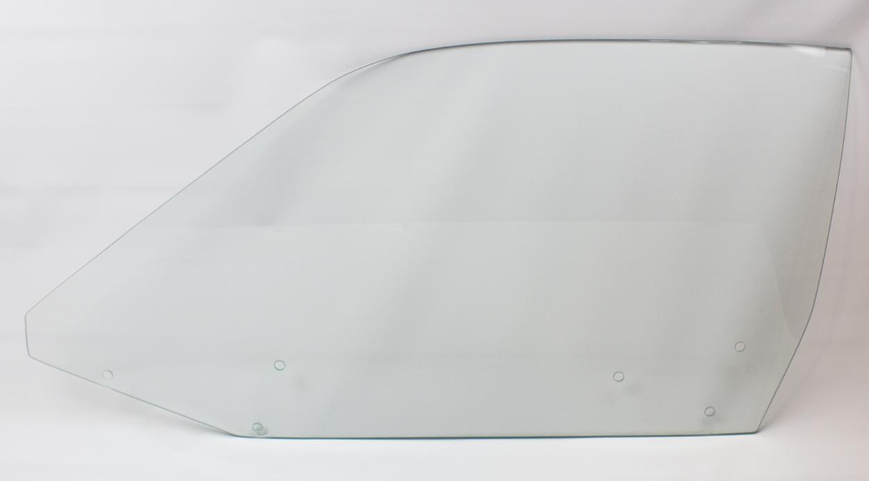 71-74 B-Body Door Glass Left Hand Clear - Hardtop