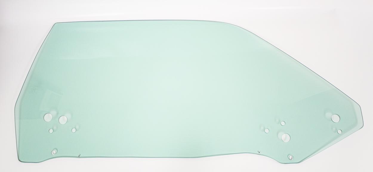 70-74 E-body Door Glass Right Hand Tinted - Hardtop