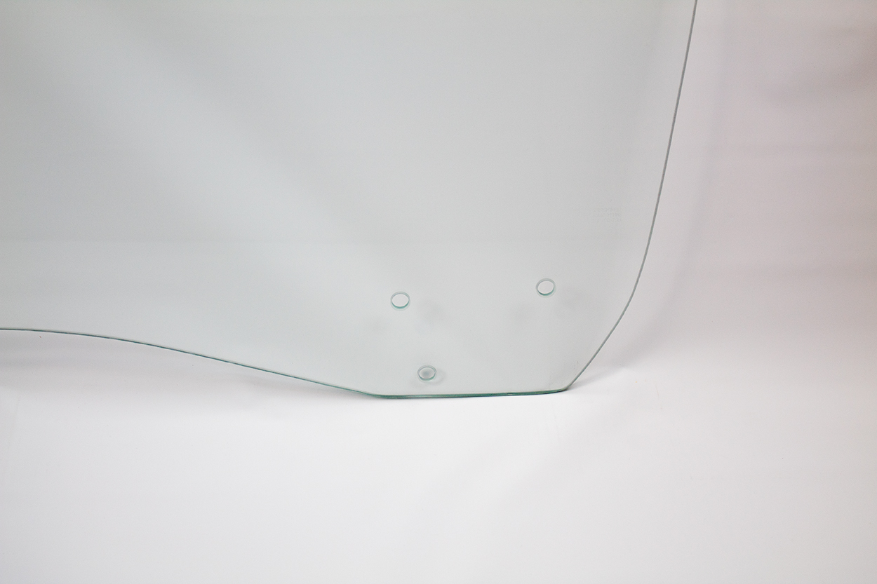 Door Glass - Clear - RH - 68-69 Camaro Firebird
