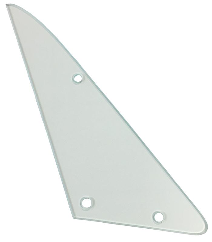 62-63 B-body Vent Glass Clear LH=RH