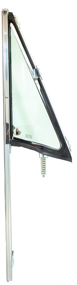 68-72 Chevy Truck LH /& RH Door Chrome Vent Window Handles Pair