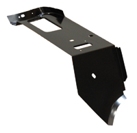 Package Tray Extension - LH - 68-70 B-Body (Except Charger)