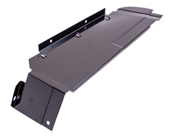 Package Tray to Roof Structure Extension - RH