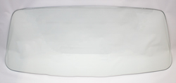 Back Glass - Clear - 64-65 B-Body Hardtop