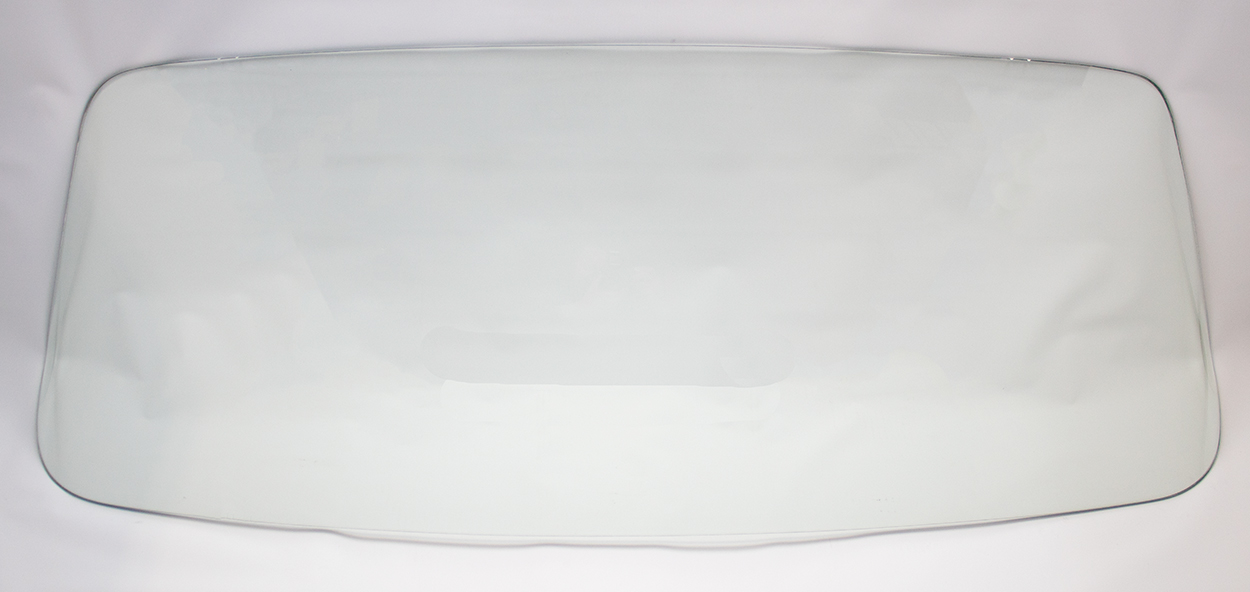 64-65 B-Body Hardtop Back Glass Clear