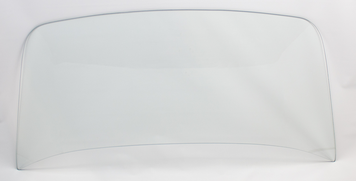 Back Glass - Clear - 67-76 Dart 2DR Hardtop; 71-76 Scamp 2DR Hardtop