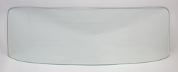 Back Glass - Clear - 65 Chevy II Nova 2/4DR Sedan (Post)
