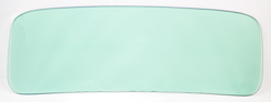 Back Glass - Green Tint - 70-72 Cutlass Supreme; 71-72 Grand Prix