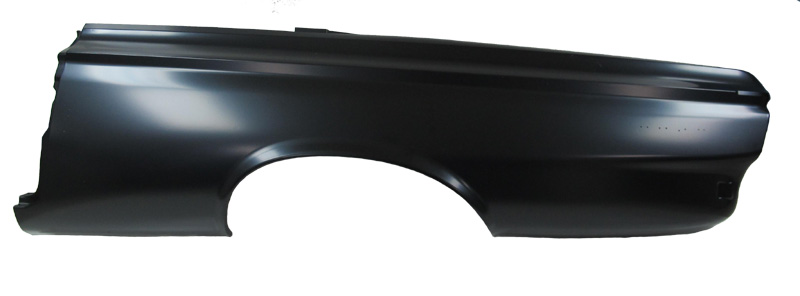 63-65 Plymouth B-Body Quarter Panel - OE Style Left Hand