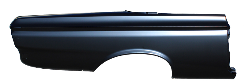 63-65 Plymouth B-Body Quarter Panel - OE Style Right Hand