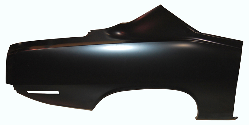 70-71 Plymouth Barracuda Quarter Panel - OE Style Right Hand