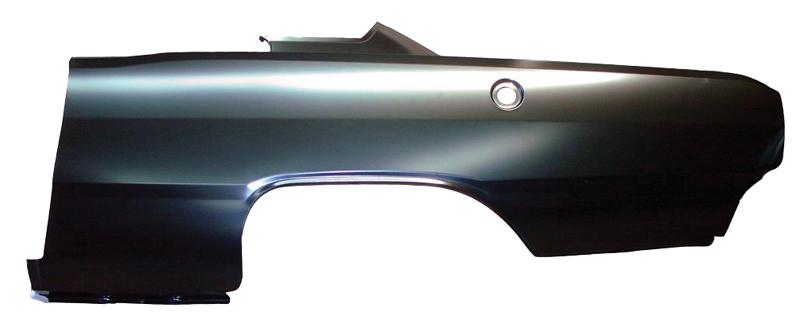 67 Dodge Dart Quarter Panel - OE Style Left Hand
