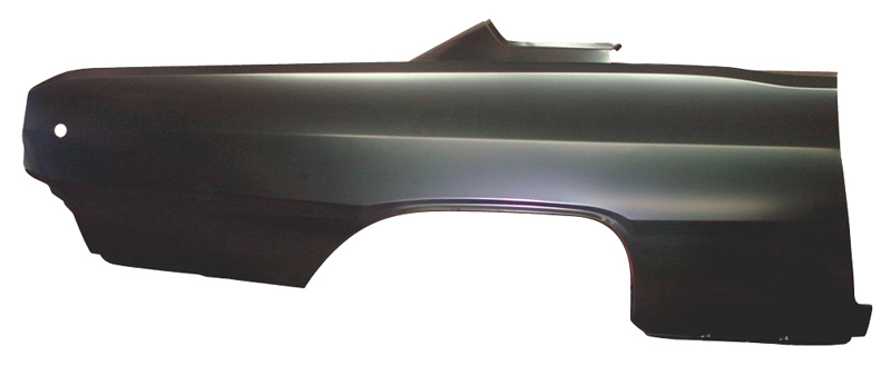 68 Dodge Dart Quarter Panel - OE Style Right Hand