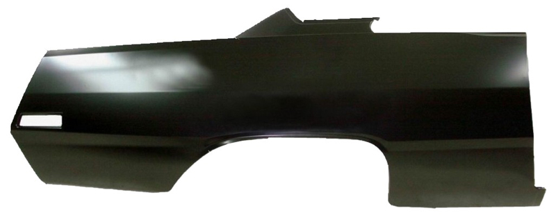 70-71 Dodge Dart Quarter Panel - OE Style Right Hand