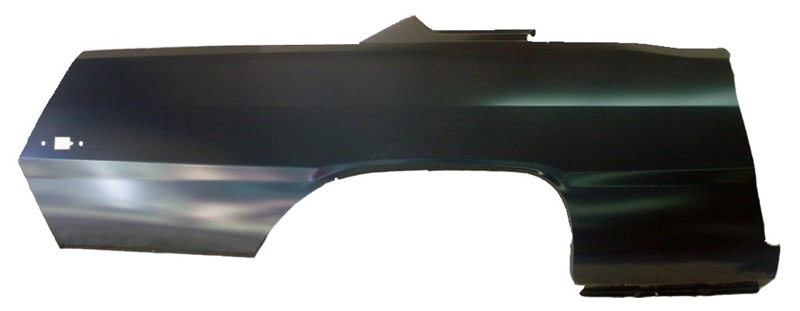 72-73 Dodge Dart Quarter Panel - OE Style Right Hand