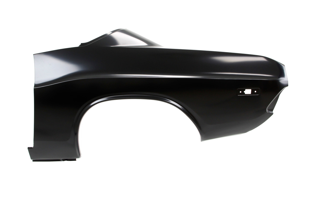 72-4 Dodge Challenger Quarter Panel - OE Style Left Hand