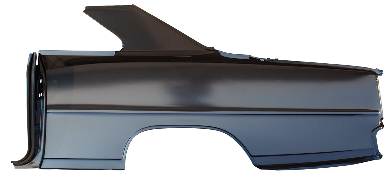 Quarter Panel - OE Style - RH - 66-67 Chevy II Nova Coupe