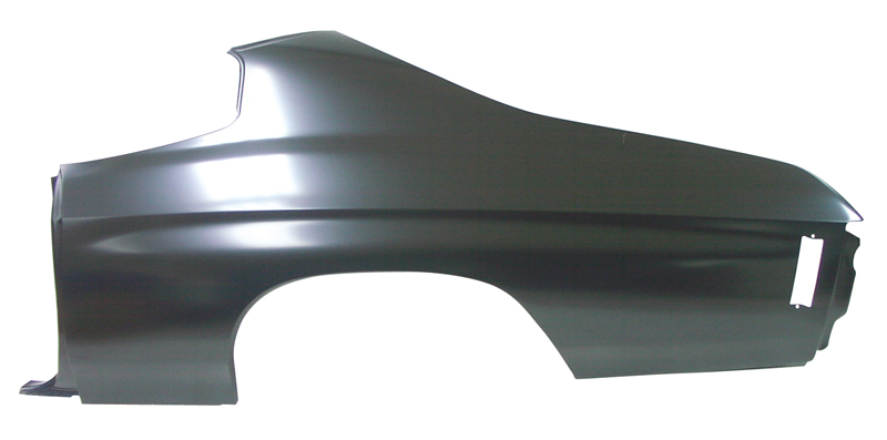 Quarter Panel - OE Style - LH - 70-72 Chevelle Coupe